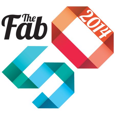 FAB50 Logos 2014