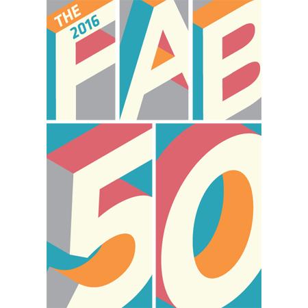 FAB50 Logos 2016