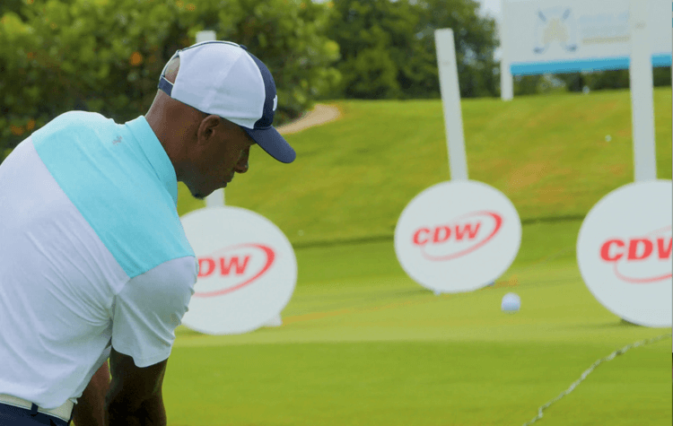 Innovations Golf Chipping Challenge