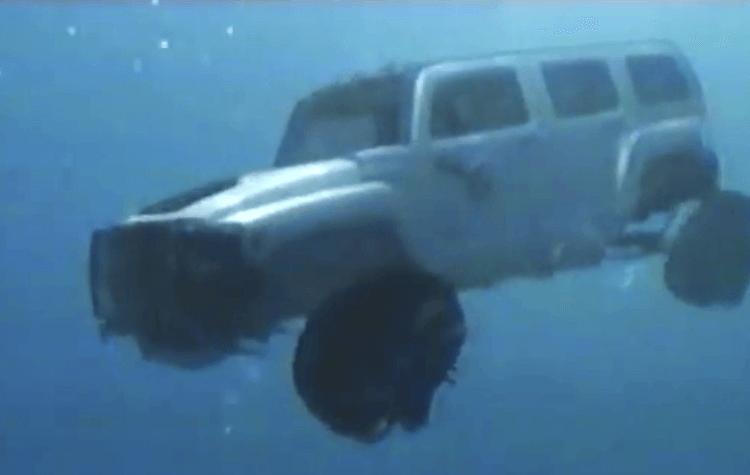 Innovations Hummer Submarine