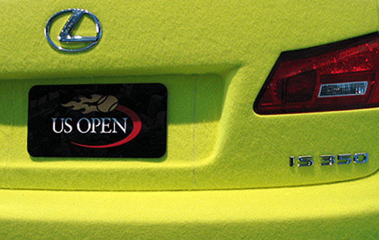 Innovations Lexus Tennis Ball Car2