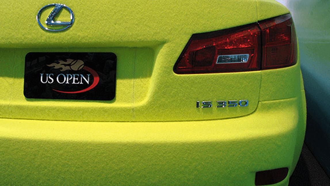 Tennis Ball Car B