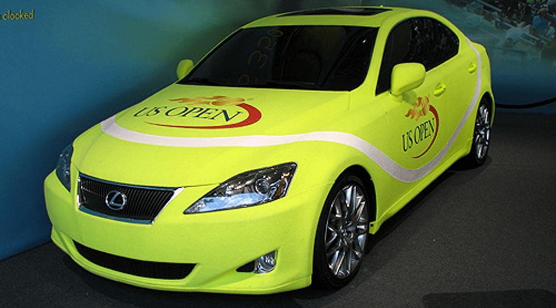 Tennis Ball Car C
