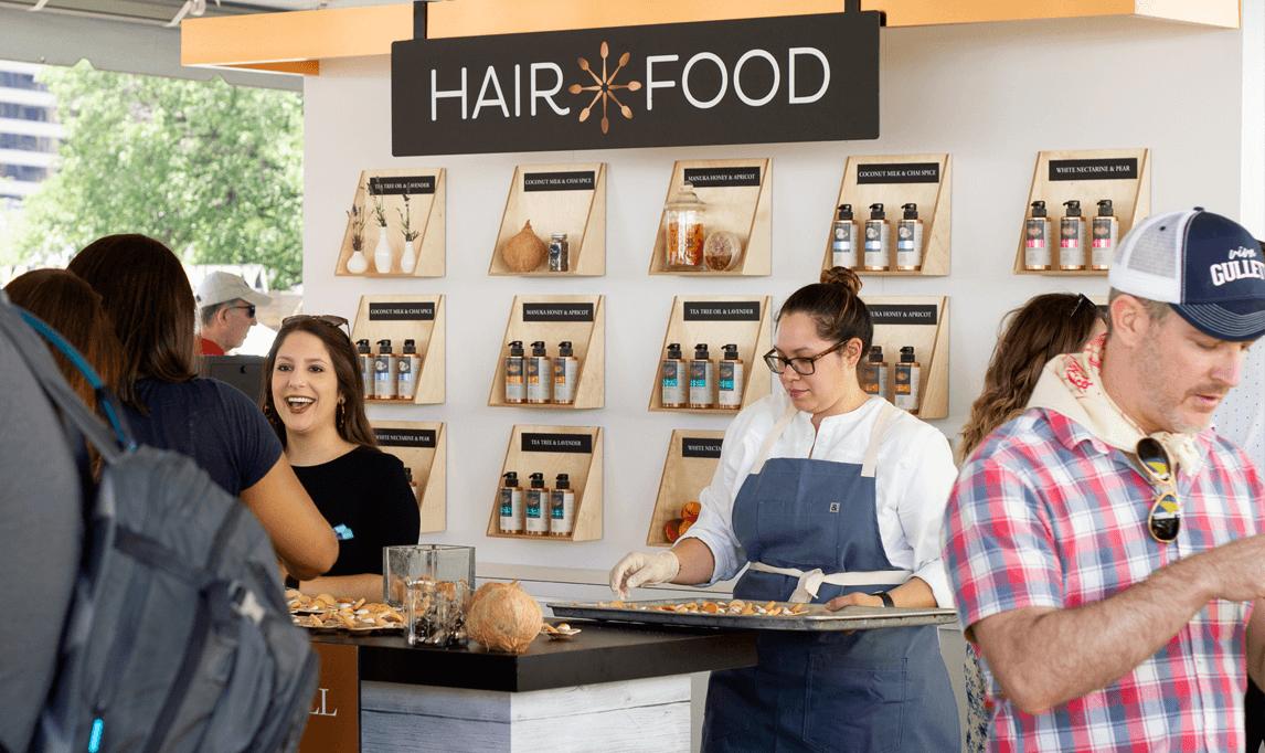 Hair Food D2