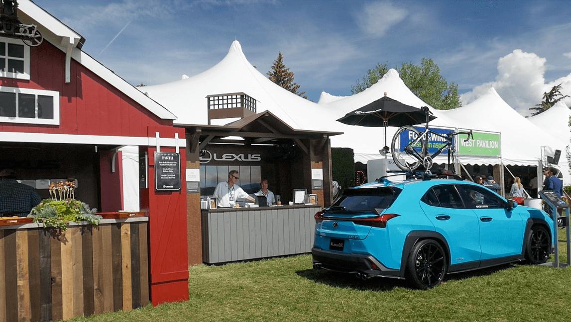 Lexus American Food and Wine B2