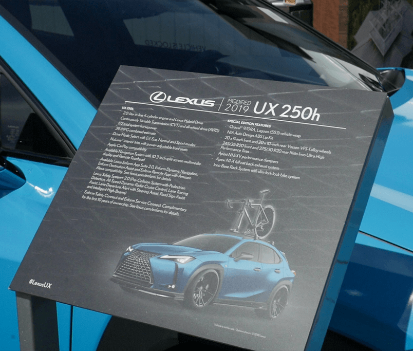 Lexus American Food and Wine E2