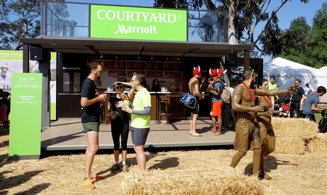 Marriott Courtyard D2