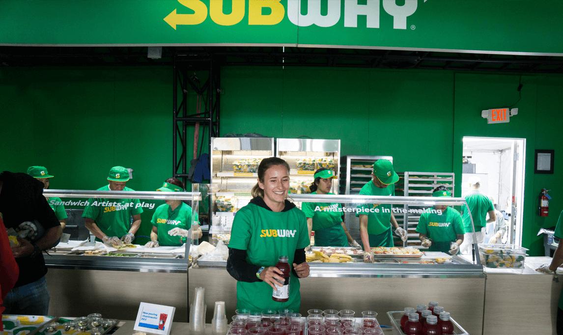 Subway D2